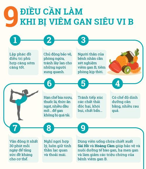 Cách ngăn ngừa viêm gan B