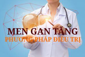 phuong phap dieu tri men gan tang