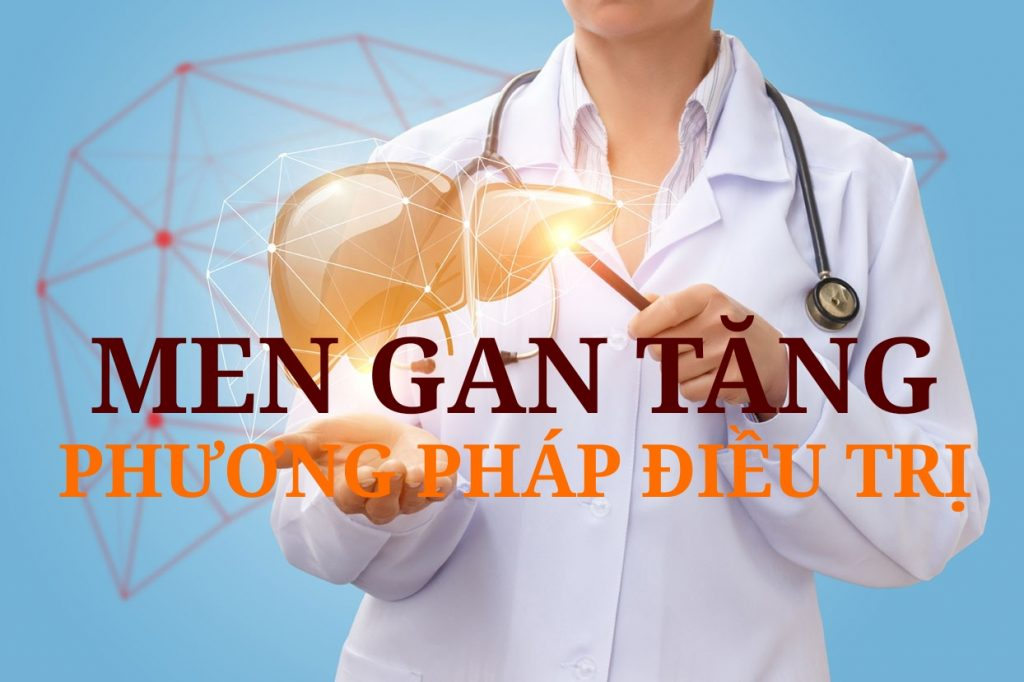 Phương pháp điều trị men gan cao