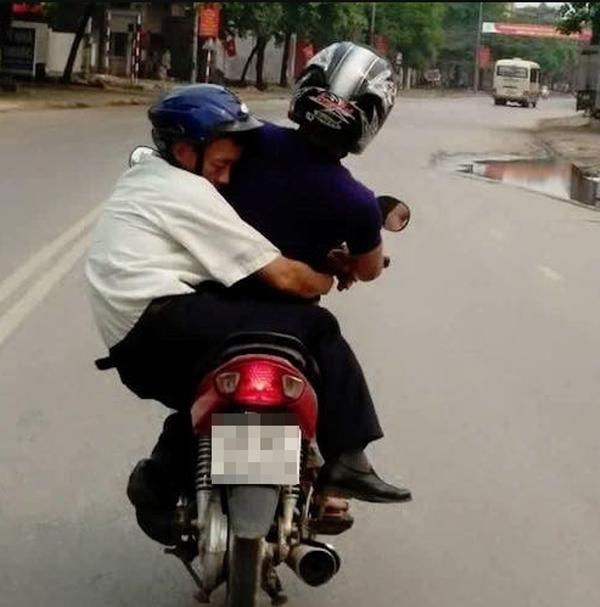 Say rượu nguy hiểm khi tham gia giao thông
