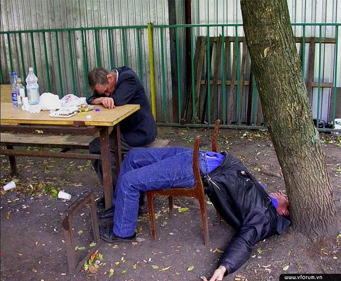 Hỉnh ảnh say rượu