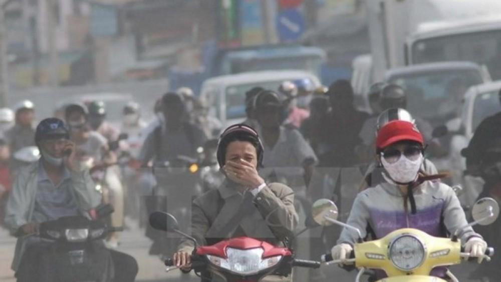 Đối phó với bụi mịn, ô nhiễm không khí như thế nào?