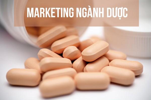 Chiến lược marketing dược phẩm chuyên nghiệp