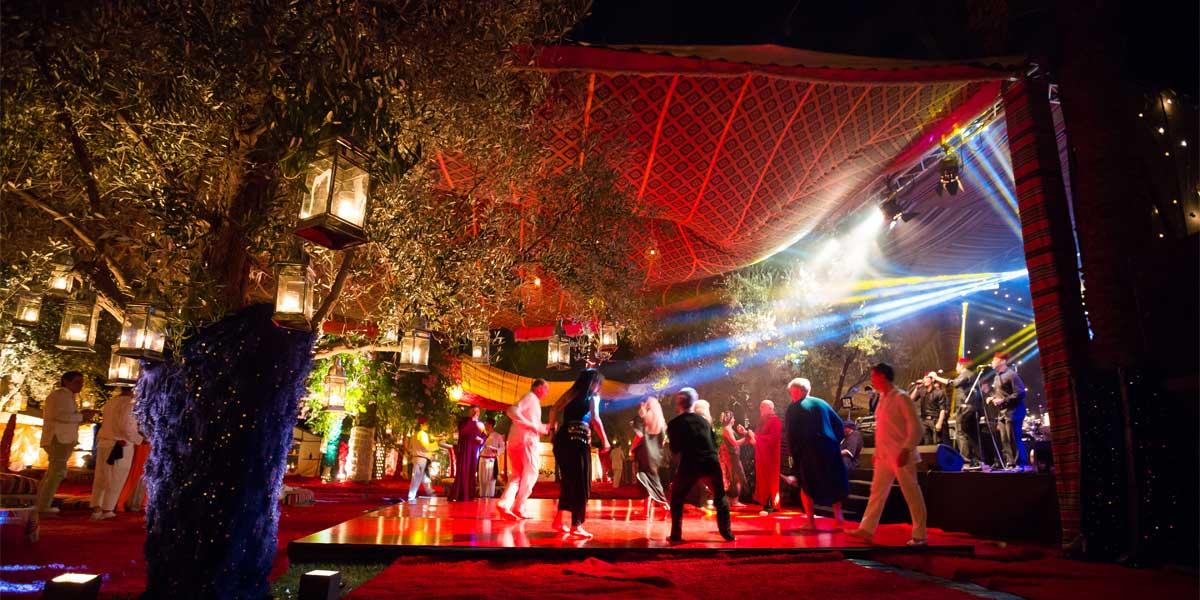 Tổ chức sự kiện cũng là một ý tưởng Quảng Cáo Spa