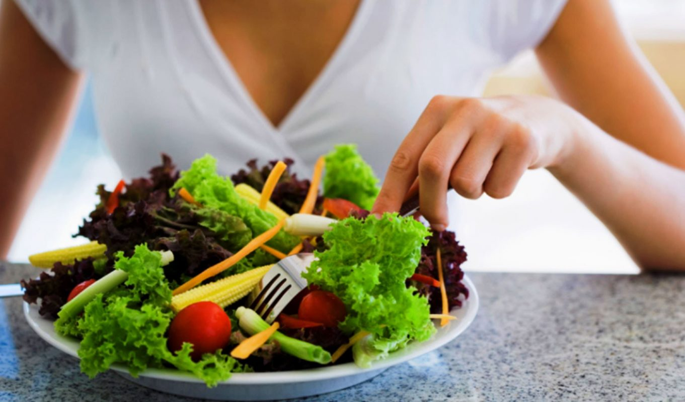Tác dụng của việc ăn chay
