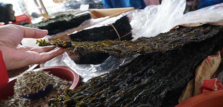Cuộn rong biển