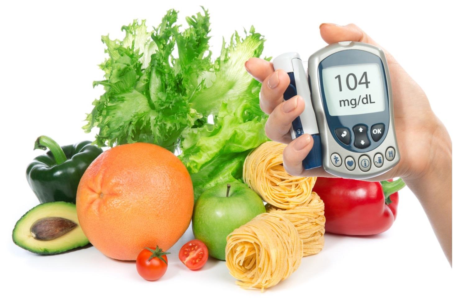 Chế độ ăn giảm tiểu đường