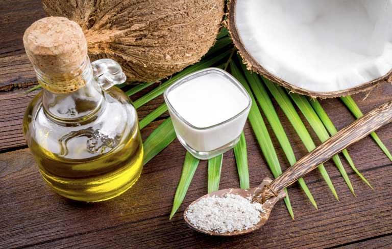 Điều trị buồng trứng đa nang bằng dầu dừa