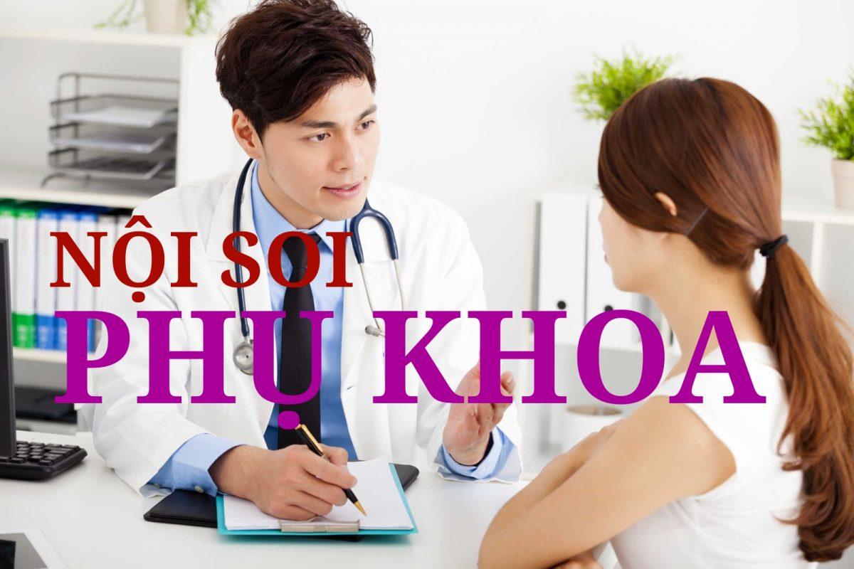 nội soi phụ khoa