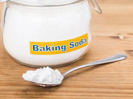 Baking Soda trị gàu