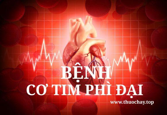 Bệnh cơ tim phì đại