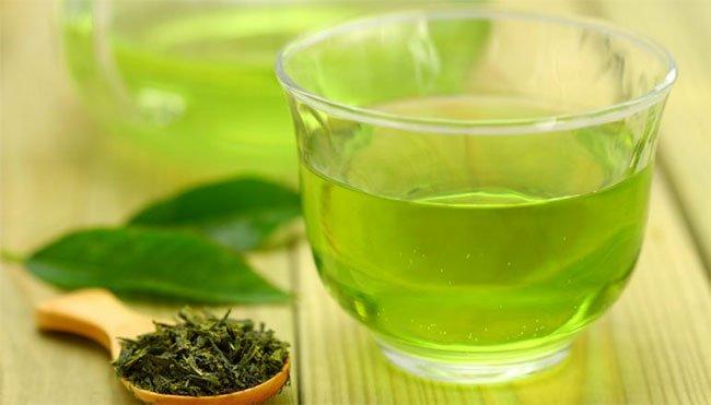 Uống trà giúp đốt cháy chất béo
