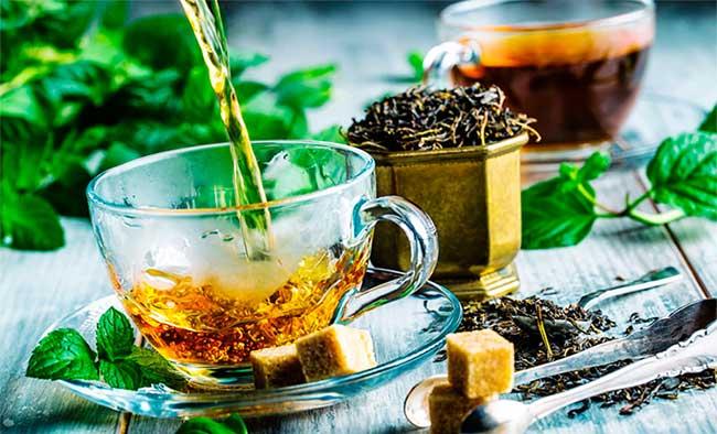 Uống trà làm giảm triệu chứng của bệnh tiểu đường