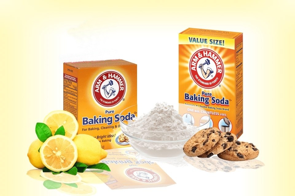 Làm bánh bằng bột baking soda