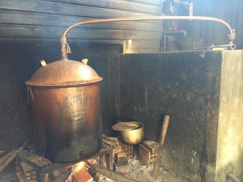 Quản lý chặt chẽ từ khâu nấu rượu gạo