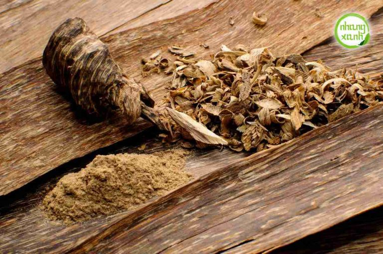 Bột trầm hương