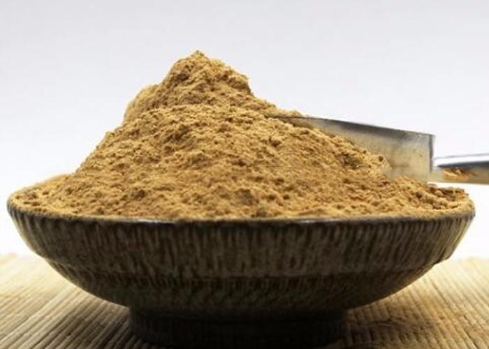 Bột từ gỗ trầm hương